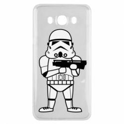 Чохол для Samsung J7 2016 Little Stormtrooper