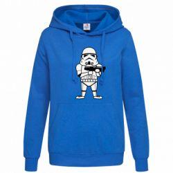 Женская толстовка Little Stormtrooper - FatLine