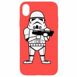 Чохол для iPhone XR Little Stormtrooper
