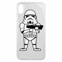 Чохол для iPhone Xs Max Little Stormtrooper