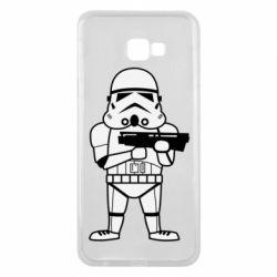 Чохол для Samsung J4 Plus 2018 Little Stormtrooper