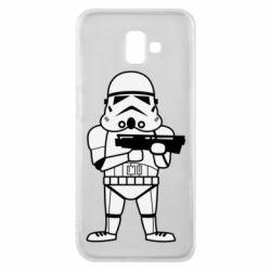 Чохол для Samsung J6 Plus 2018 Little Stormtrooper