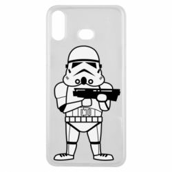 Чохол для Samsung A6s Little Stormtrooper