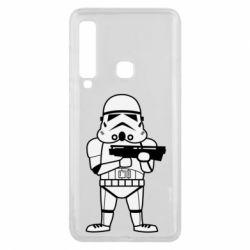 Чохол для Samsung A9 2018 Little Stormtrooper