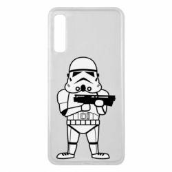 Чохол для Samsung A7 2018 Little Stormtrooper