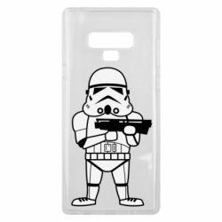 Чохол для Samsung Note 9 Little Stormtrooper