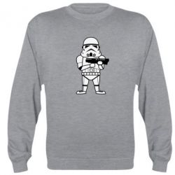 Реглан (свитшот) Little Stormtrooper