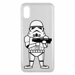 Чохол для Xiaomi Mi8 Pro Little Stormtrooper