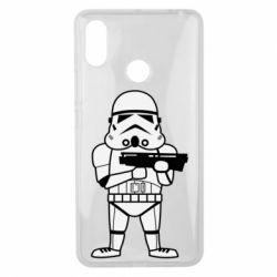 Чохол для Xiaomi Mi Max 3 Little Stormtrooper