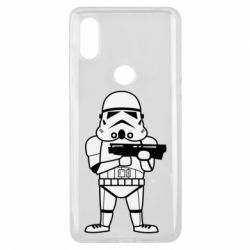 Чохол для Xiaomi Mi Mix 3 Little Stormtrooper