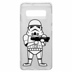 Чохол для Samsung S10+ Little Stormtrooper