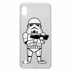 Чохол для Samsung A10 Little Stormtrooper