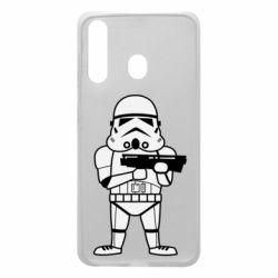 Чохол для Samsung A60 Little Stormtrooper