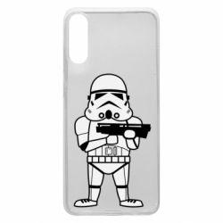 Чохол для Samsung A70 Little Stormtrooper