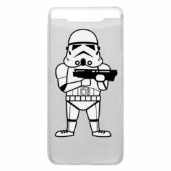 Чохол для Samsung A80 Little Stormtrooper