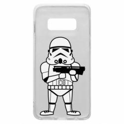 Чохол для Samsung S10e Little Stormtrooper