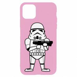 Чохол для iPhone 11 Little Stormtrooper