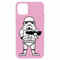 Чохол для iPhone 11 Pro Little Stormtrooper