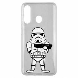 Чохол для Samsung M40 Little Stormtrooper