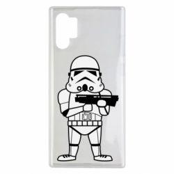 Чохол для Samsung Note 10 Plus Little Stormtrooper