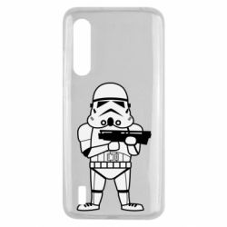 Чохол для Xiaomi Mi9 Lite Little Stormtrooper