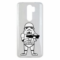 Чохол для Xiaomi Redmi Note 8 Pro Little Stormtrooper