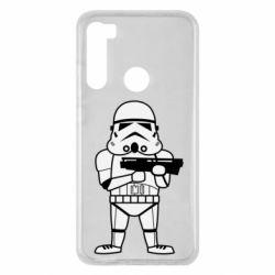 Чохол для Xiaomi Redmi Note 8 Little Stormtrooper