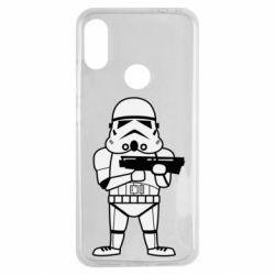 Чохол для Xiaomi Redmi Note 7 Little Stormtrooper