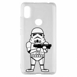 Чохол для Xiaomi Redmi S2 Little Stormtrooper