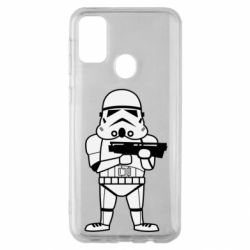 Чохол для Samsung M30s Little Stormtrooper