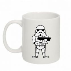 Кружка 320ml Little Stormtrooper - FatLine