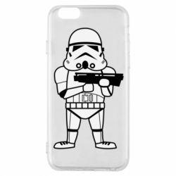 Чохол для iPhone 6/6S Little Stormtrooper
