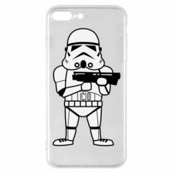 Чохол для iPhone 7 Plus Little Stormtrooper