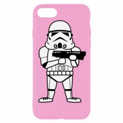 Чохол для iPhone 8 Little Stormtrooper