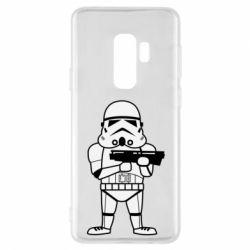 Чохол для Samsung S9+ Little Stormtrooper