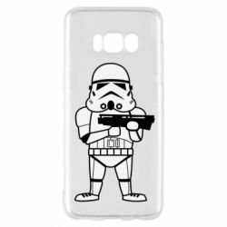 Чохол для Samsung S8 Little Stormtrooper