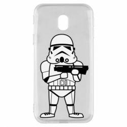 Чохол для Samsung J3 2017 Little Stormtrooper