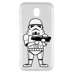 Чохол для Samsung J7 2017 Little Stormtrooper