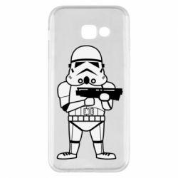 Чохол для Samsung A5 2017 Little Stormtrooper