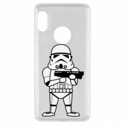 Чохол для Xiaomi Redmi Note 5 Little Stormtrooper