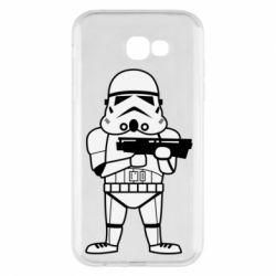 Чохол для Samsung A7 2017 Little Stormtrooper