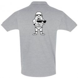 Футболка Поло Little Stormtrooper