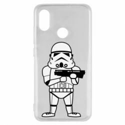 Чохол для Xiaomi Mi8 Little Stormtrooper