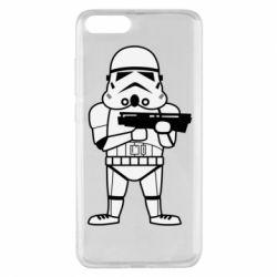 Чохол для Xiaomi Mi Note 3 Little Stormtrooper
