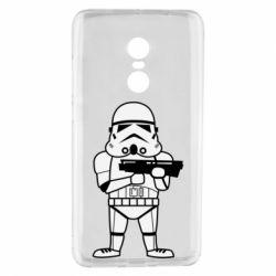 Чохол для Xiaomi Redmi Note 4 Little Stormtrooper
