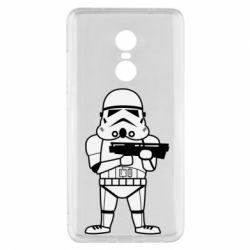Чохол для Xiaomi Redmi Note 4x Little Stormtrooper