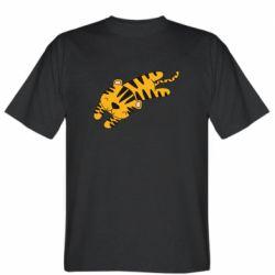 Мужская футболка Little striped tiger