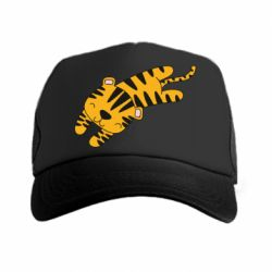 Кепка-тракер Little striped tiger