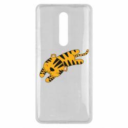 Чехол для Xiaomi Mi9T Little striped tiger