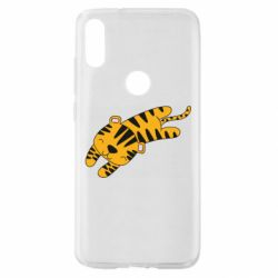Чехол для Xiaomi Mi Play Little striped tiger